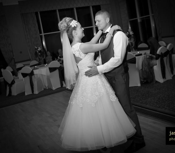 The wedding of Sarah & Kevin at Craxton Wood