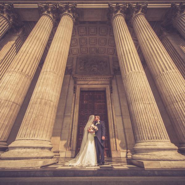 Molly & Scotts wonderful wedding