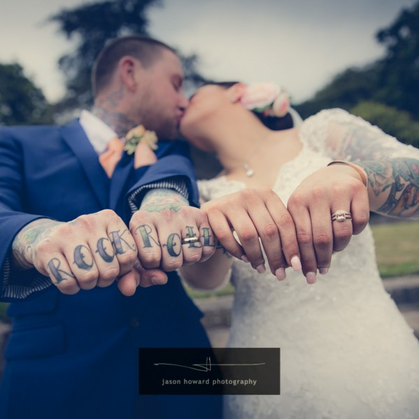 Willington Hall - Rach & Andy