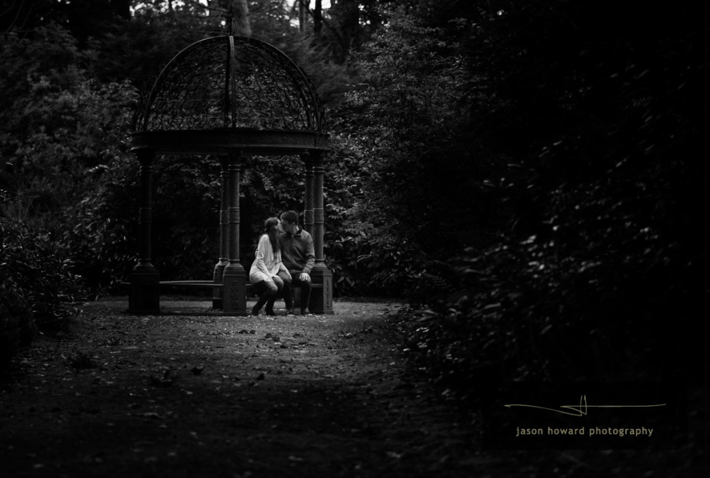 Black & white Thornton Manor 1