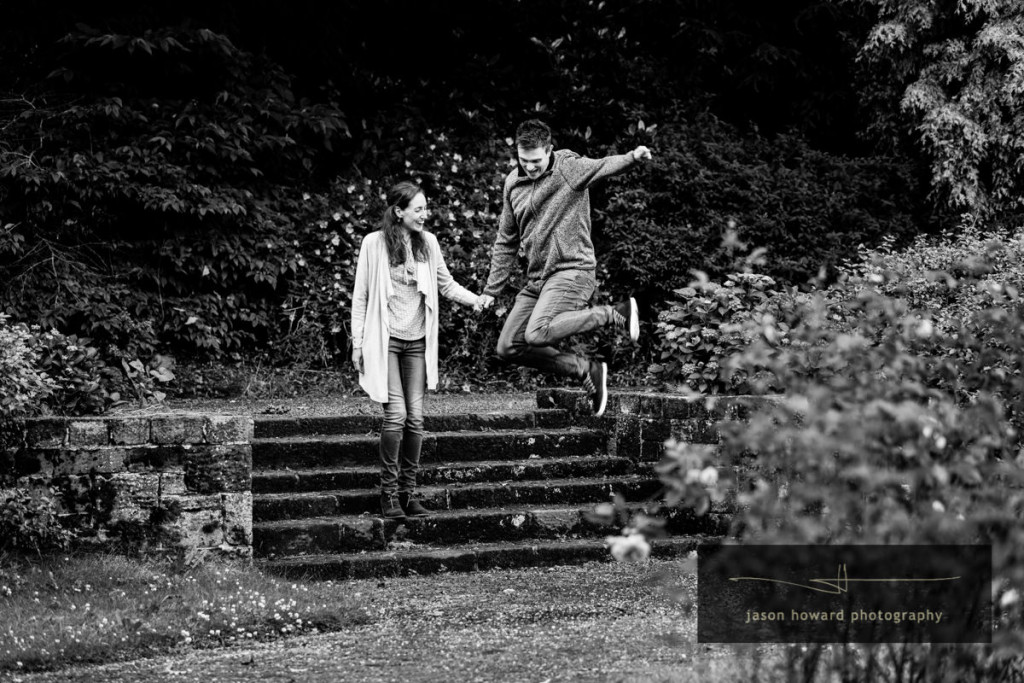 Black & white Thornton Manor 4