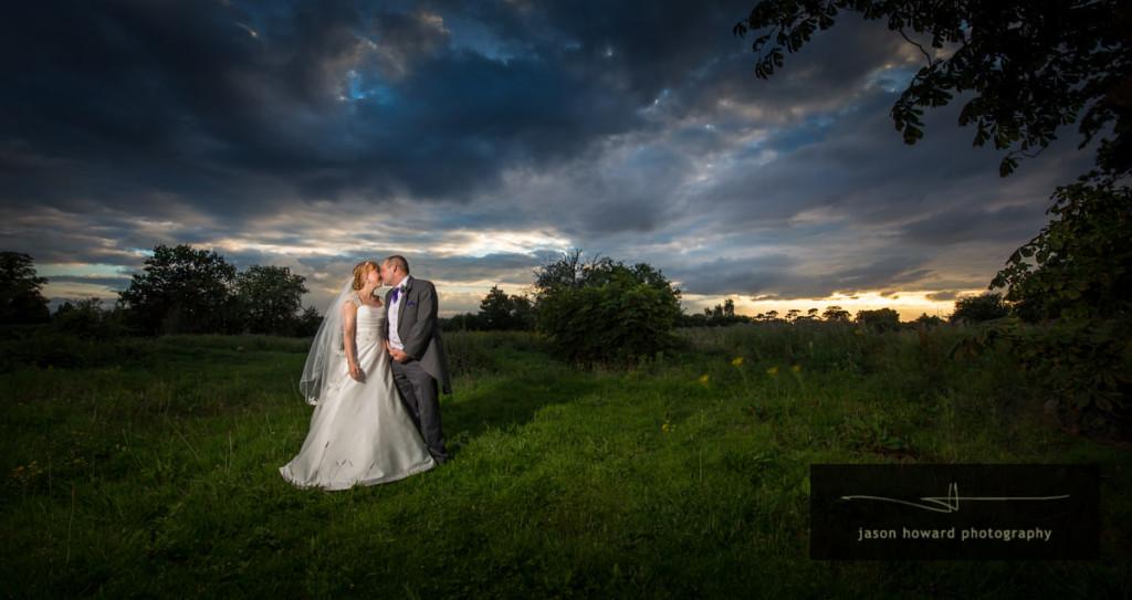 Wedding photography by Jason Howard